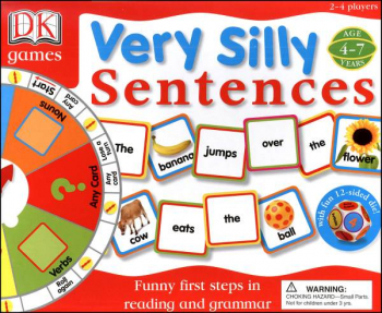 Very Silly Sentences Game
