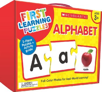 First Learning Puzzles - Alphabet