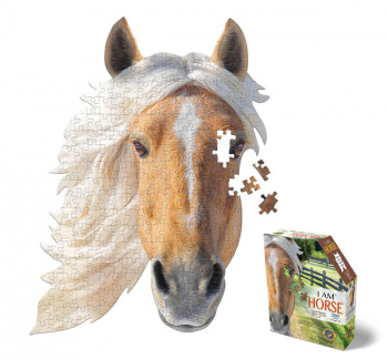 I AM Horse Mini Puzzle 300 pieces (Madd Capp Mini Puzzles)