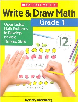 Write & Draw Math - Grade 1