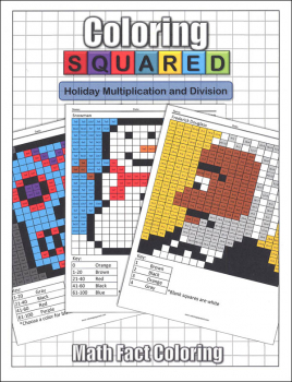 Coloring Squared: Holiday Multiplication and Division