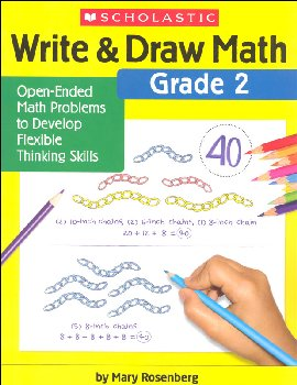 Write & Draw Math - Grade 2
