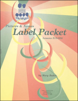 Label Packet L313-364 - Old Version