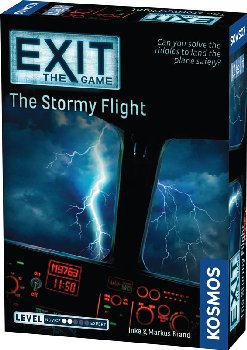 Stormy Flight (Exit the Game)