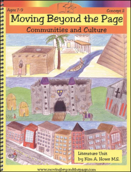 Communities and Culture Literature Unit