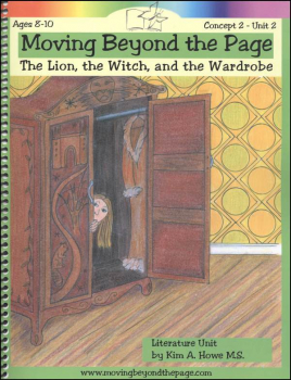 Lion, the Witch, and the Wardrobe Literature Unit