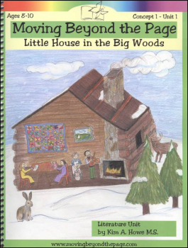 Little House in the Big Woods Literature Unit