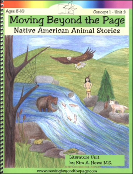Native American Animal Stories Literature Unit