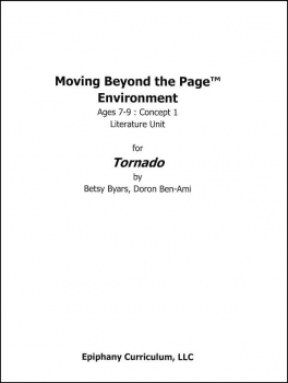 Tornado - Additional Set of Student Activity Pages