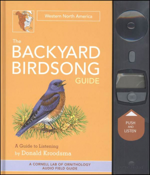 Backyard Birdsong Guide - Western North America