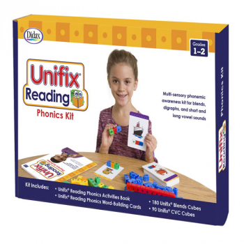 Unifix Reading Phonics Kit