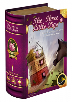 Three Little Pigs Game (Tales & Games #1)