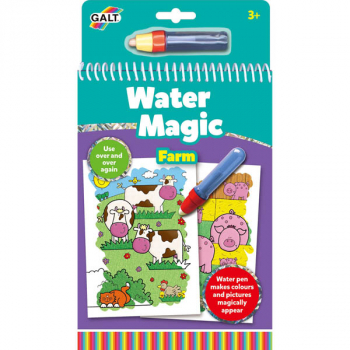 Water Magic Farm Drawing Pad