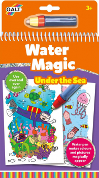 Water Magic Under the Sea Pad