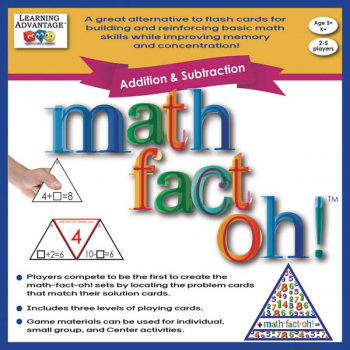 Math-Fact Oh! Addition & Subtraction