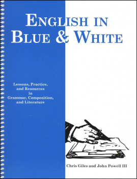 English in Blue & White Student Book