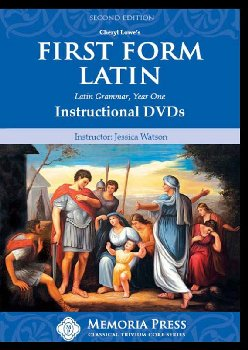 First Form Latin DVD Second Edition