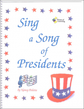 Sing a Song of Presidents Book with Digital Download