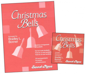 Christmas Bells: Arrangements for 8, 13, and 20-Note Handbells