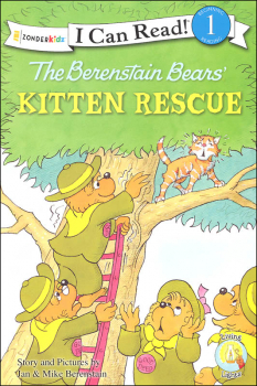 Berenstain Bears Kitten Rescue (I Can Read! Beginning 1)