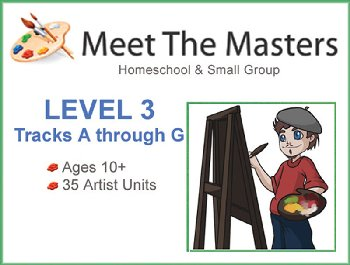 Meet the Masters @ Home A-G Bundle Ages 10-AD