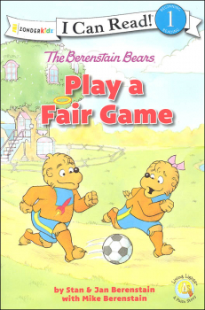 Berenstain Bears Play a Fair Game (I Can Read! Beginning 1)