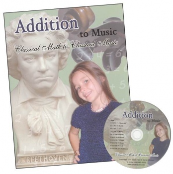 Addition to Music Classical Book & CD