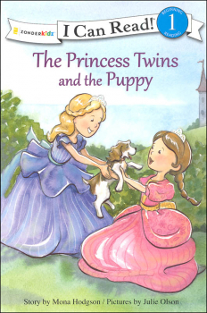 Princess Twins and the Puppy (I Can Read! Beginning 1)