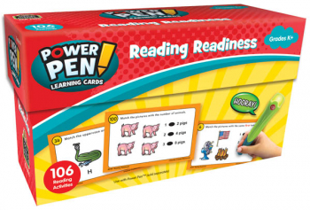 Power Pen Learning Cards - Reading Readiness