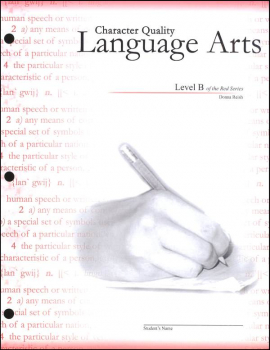 Character Quality Language Arts Level B (Red Series)