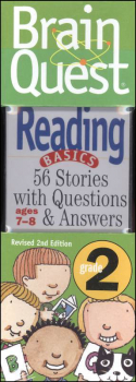 Brain Quest Reading - Grade 2