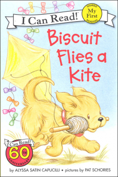 Biscuit Flies a Kite (I Can Read! My First)