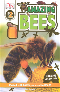Amazing Bees (DK Reader Level 2)