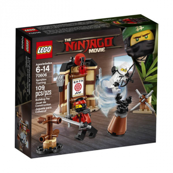 LEGO Ninjago Spinjitzu Training (70606)