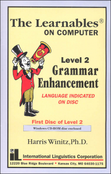 Spanish Grammar Enhancement (Level 2) CD-ROM (Learnables on Computer)