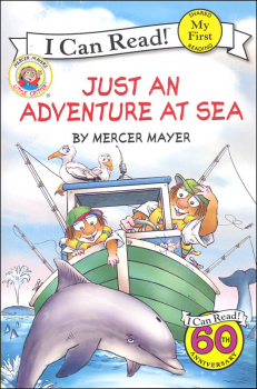 Little Critter: Just an Adventure at Sea (I Can Read! My First)