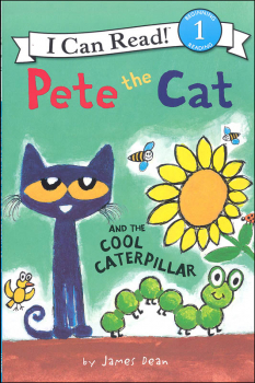 Pete the Cat and the Cool Caterpillar (I Can Read! Beginning 1)