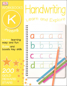 DK Workbooks: Handwriting: Printing - Kindergarten