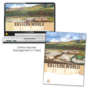World Geography: Eastern World Homeschool Package