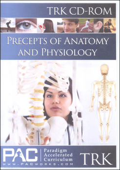 Precepts of Anatomy & Physiology Teacher's Resource Kit CD-ROM Only