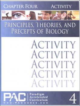 Principles, Theories & Precepts of Biology Chapter 4 Activities
