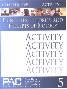 Principles, Theories & Precepts of Biology Chapter 5 Activities