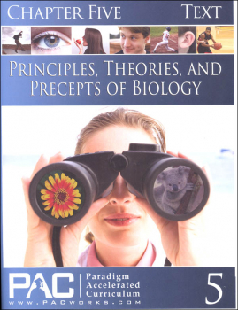 Principles, Theories & Precepts of Biology Chapter 5 Text