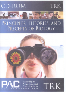 Principles, Theories & Precepts of Biology Teacher's Resource Kit CD-ROM Only