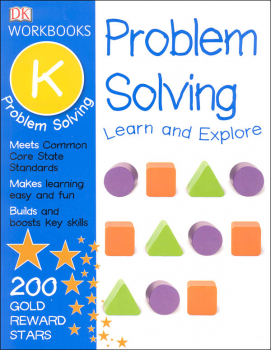 DK Workbooks: Problem Solving - Kindergarten