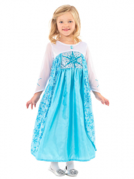 Ice Princess Costume - Medium