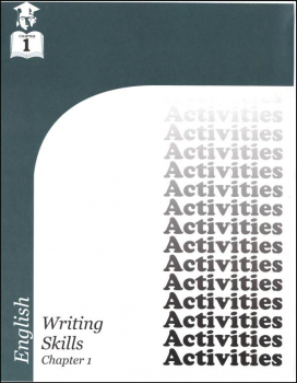 English III: Writing Skills Chapter 1 Activities