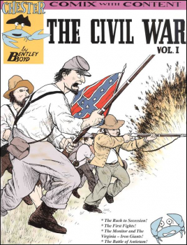 Civil War, Volume 1