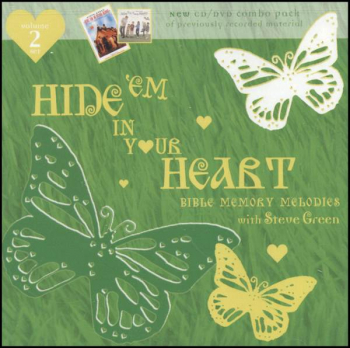 Hide 'em in Your Heart V2 CD/DVD Combo