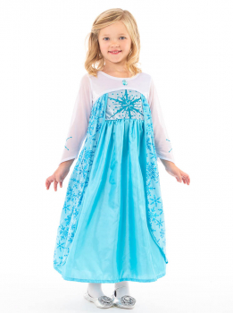 Ice Princess Costume - Xlarge